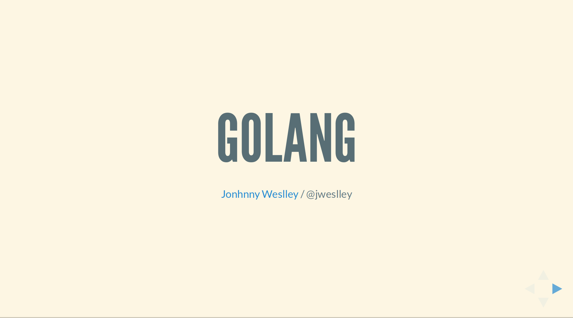 Go: Linguagem de programação Go